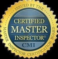 badge for certified master home inspection